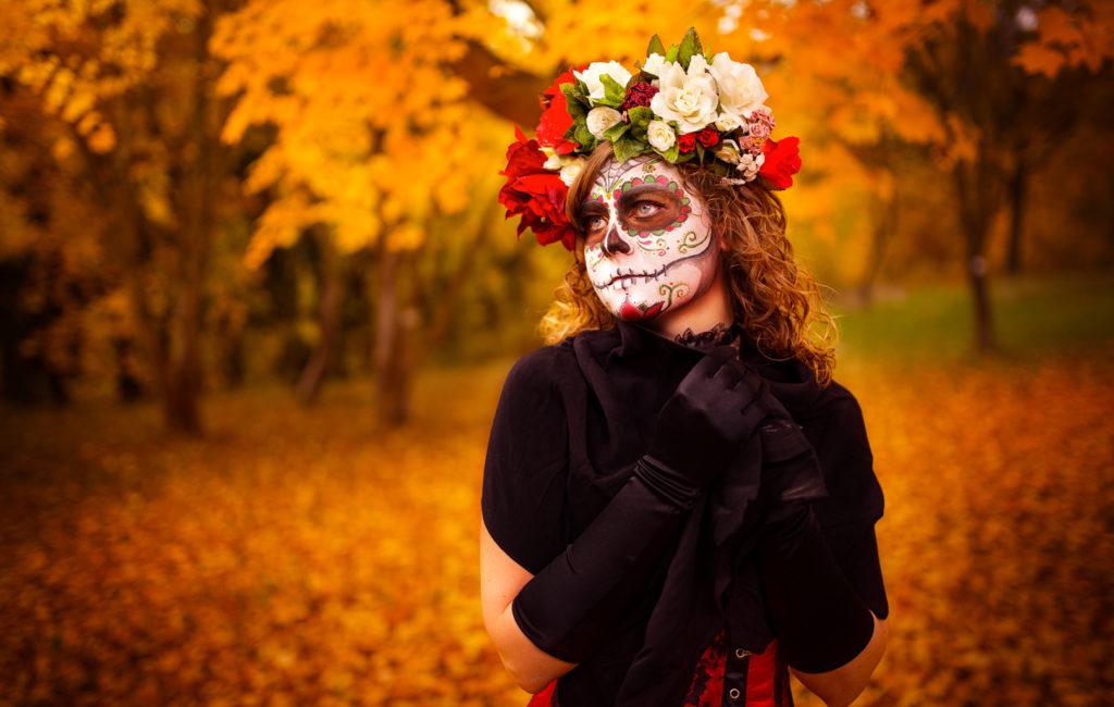 DAY OF THE DEAD: LA CALAVERA CATRINA IM LILIENTHAL IHRINGEN